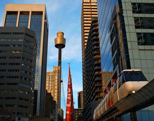 Vols vers Sydney, Australie