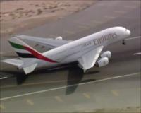Building of Emirates A380 (Vidéo)