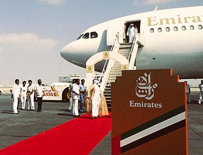 Inaugural Flight