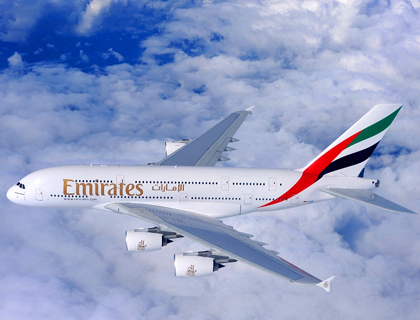 Manchester becomes A380's North Star