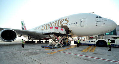 Emirates Sparks A380 Activity Across the Globe