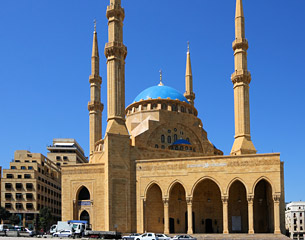 Flights to Beirut, Lebanon
