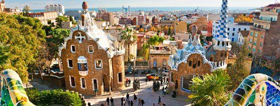 الرحلات إلى برشلونة