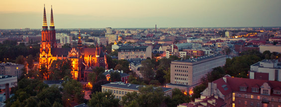 الرحلات إلى وارسو