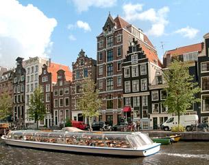 Flights to Amsterdam, Netherlands