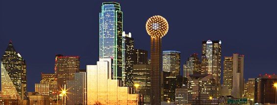 Vols vers Dallas