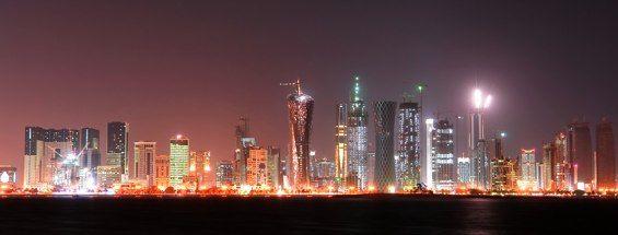 Vols vers Doha