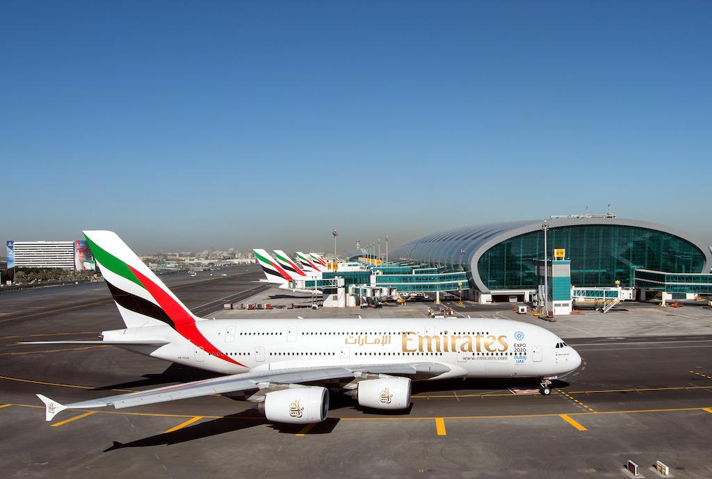 Emirates Iconic A380
