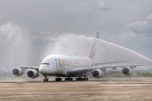 Preview: Emirates launches A380 operations to two new cities in East and West