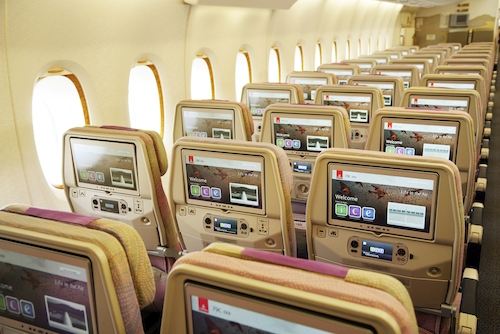 Preview: Emirates wins 13th consecutive World's Best Inflight Entertainment award at Skytrax World Airline Awards 2017