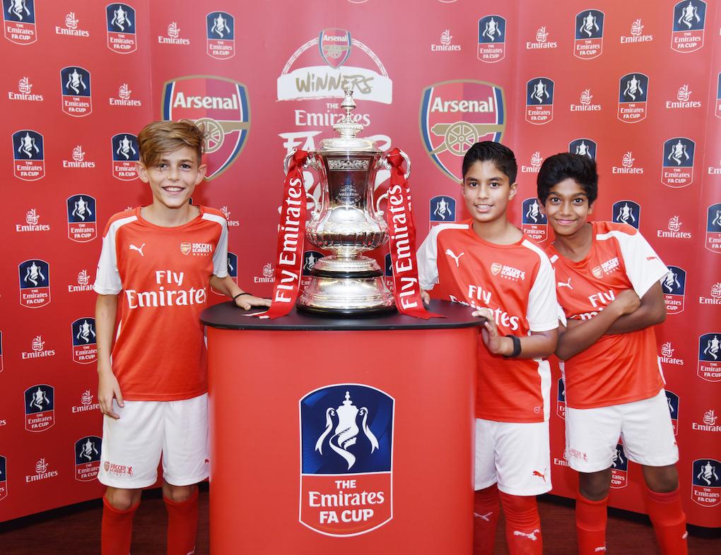 Emirates Soccer - image 7