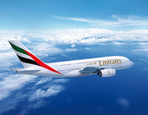 Preview: Emirates to Deploy Flagship A380 on Johannesburg Route