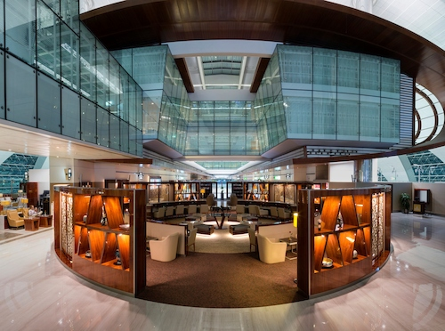 Preview: Emirates completes US$11 million makeover of its Business Class lounge at Dubai International Airport