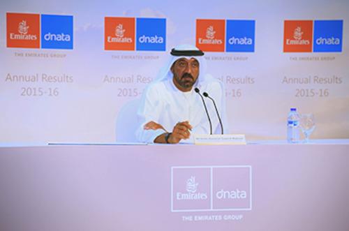 Emirates Group Announces Record Profits