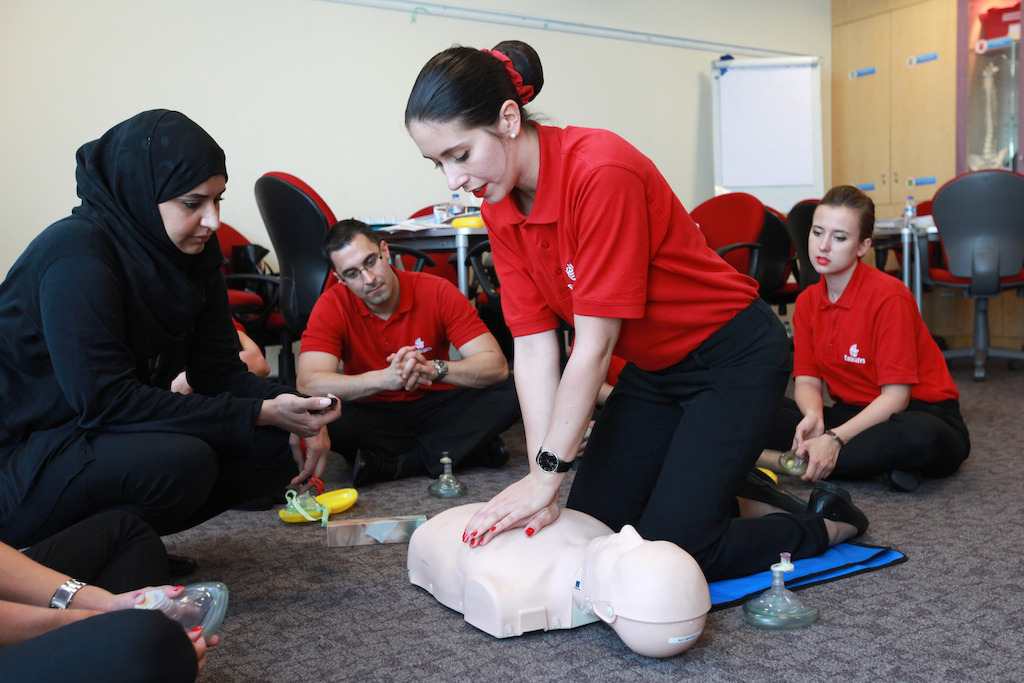Emirates delivered nearly 23,000 hours of medical training for cabin crew and pilots in 2016