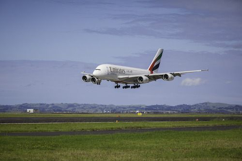 Preview: Emirates Celebrates Successful First Year on World's Longest A380 Non-Stop Route