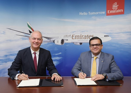Preview: Emirates signs tourism development MoU with Jordan Tourism Board