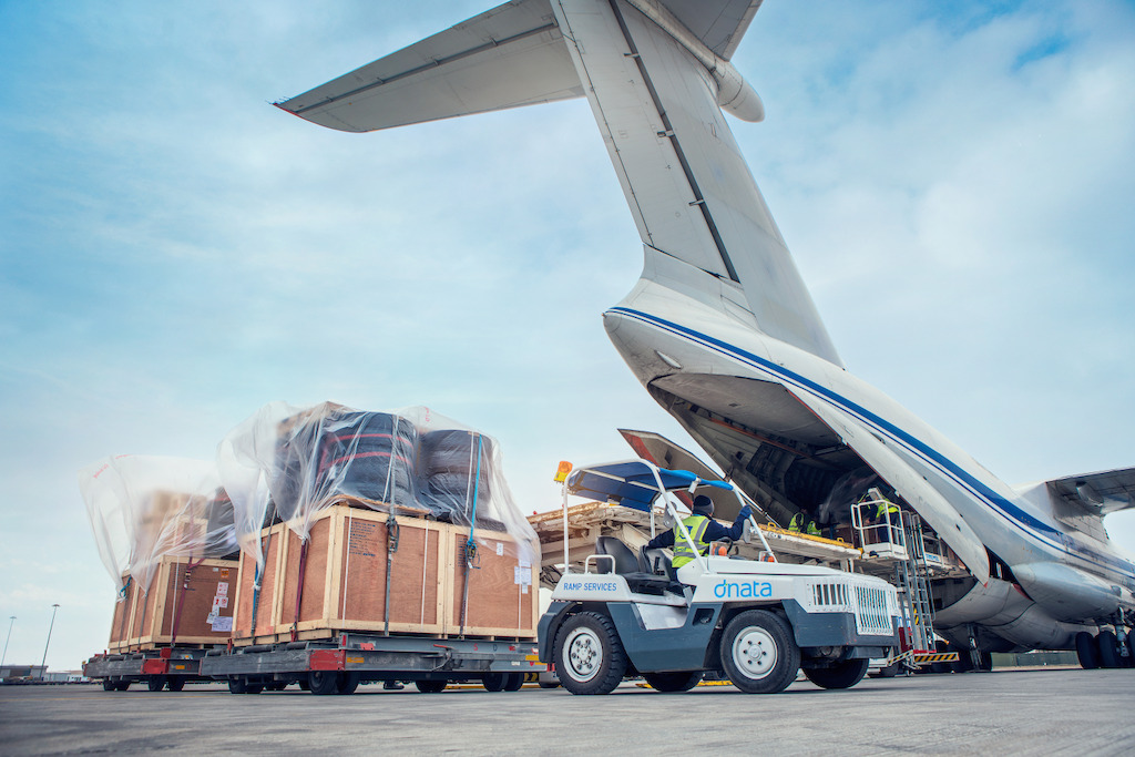 Innovative Siemens software for end-to-end digitalization of air cargo processes in Dubai