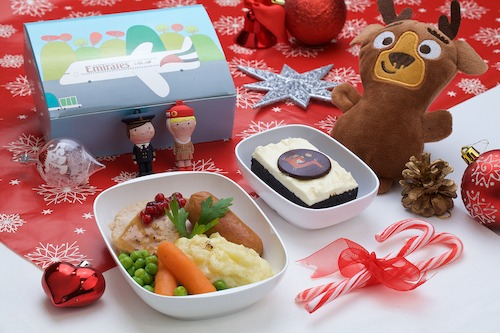 Preview: Emirates adds festive cheer with special Christmas offering
