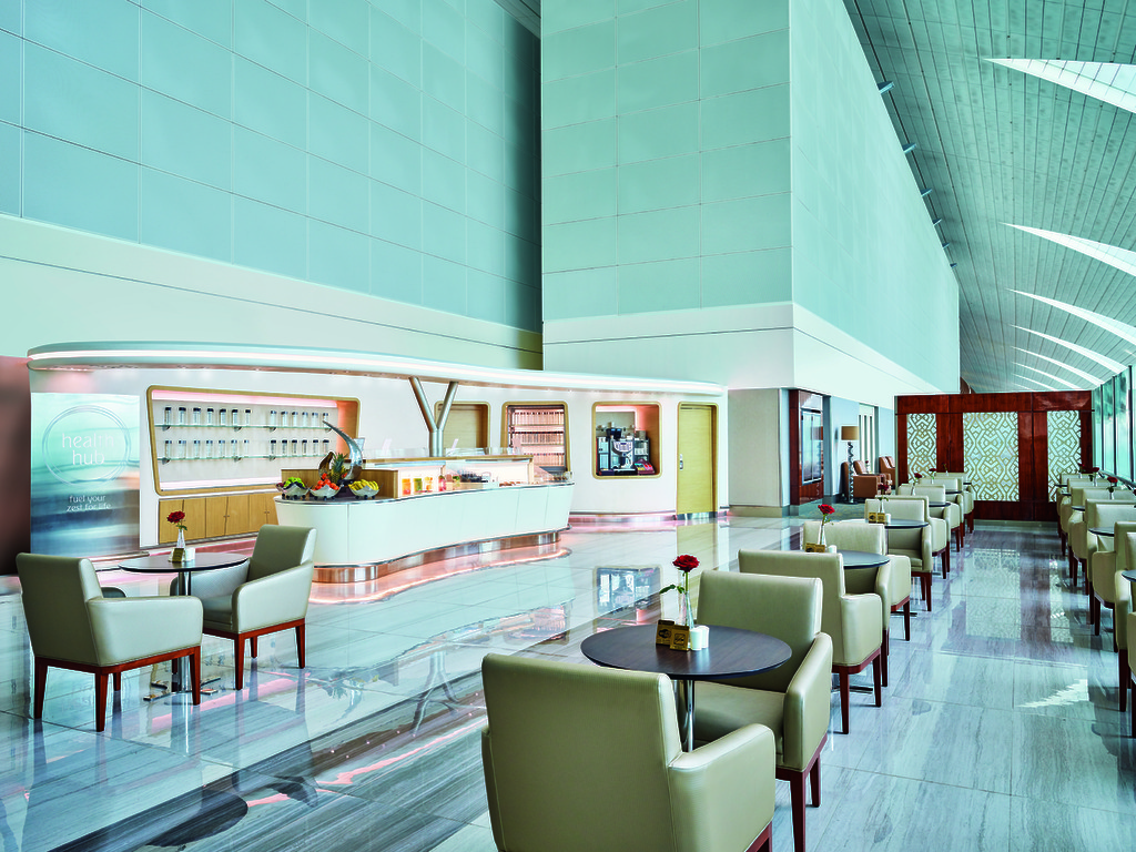 Emirates Has Launched An Additional Privilege To Extend The Usage Of Its Luxury Lounges At Dubai