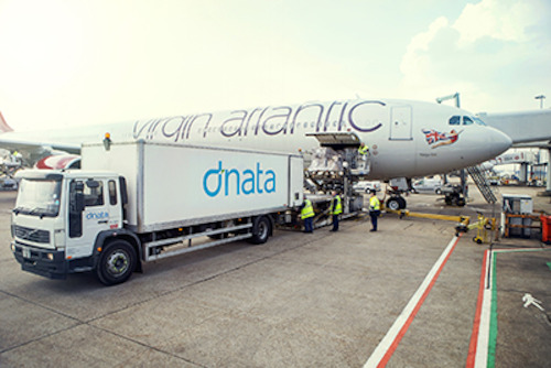 Virgin Atlantic and Delta Airlines move their Cargo handling under 'One roof' with dnata in the UK to enhance joint venture partnership