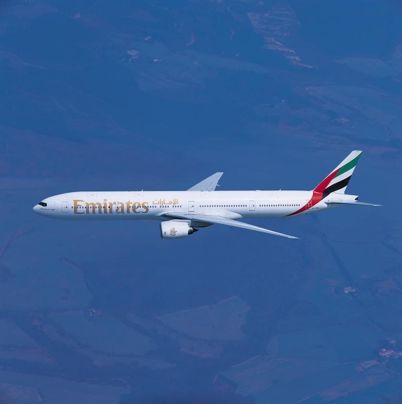 Emirates Boeing 777-300ER aircraft