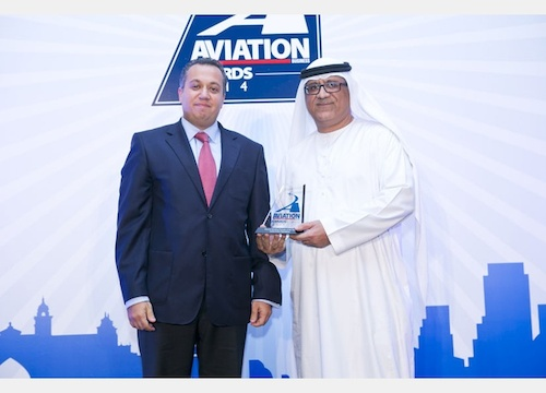 dnata named Ground Handling Provider of the Year