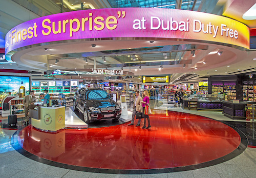 Preview: Emirates Skywards partners with Dubai Duty Free for Miles redemption at Dubai Airports