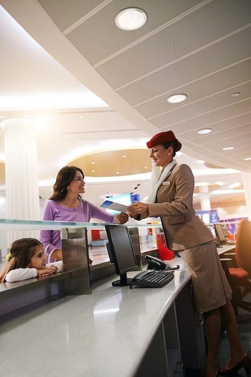Preview: Emirates expects busy spring break travel period