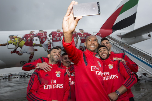 Preview: Emirates Cheers for Benfica Ahead of the Season Finale