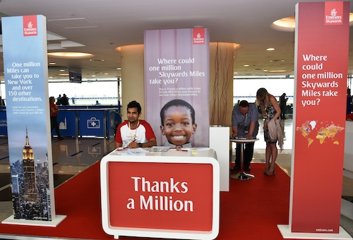 Preview: Emirates Skywards celebrates yet another Miles Millionaire