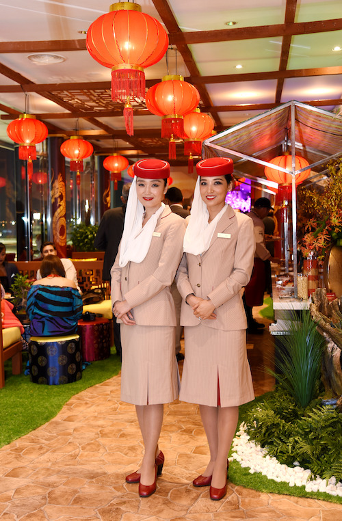 Preview: Emirates entertains guests in style at the Dubai World Cup