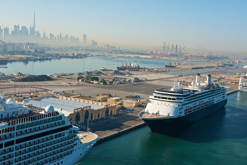 dnata Completes 10 Successful Years of Cruise Logistics and Management in Dubai