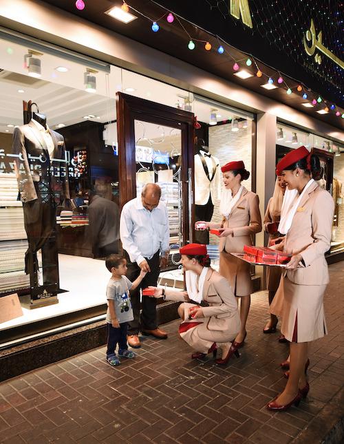 Preview: Emirates celebrates the festive spirit of Diwali in Dubai