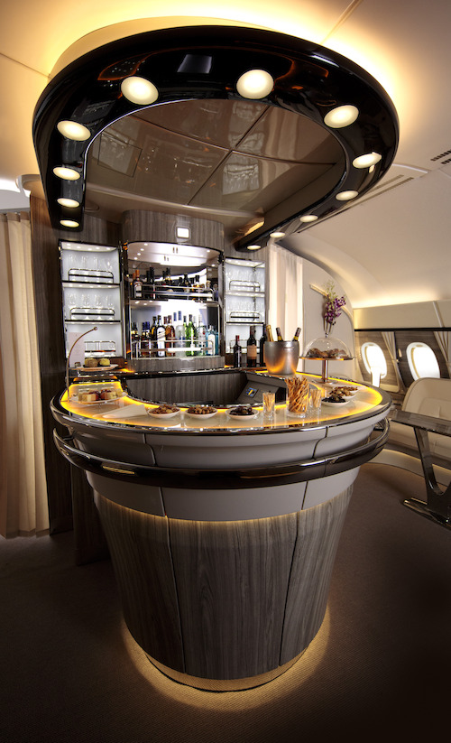 Preview: Emirates to Unveil Enhanced A380 Onboard Lounge at ITB Berlin