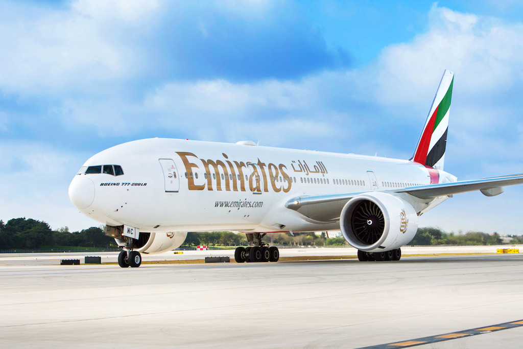 Emirates will introduce a third daily service to Brisbane, Australia from 1 December 2017,complementing the existing two daily services.
