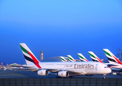 Preview: Emirates introduces laptop and tablet handling service for US flights