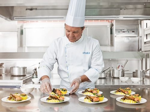 dnata named SWISS' top global caterer