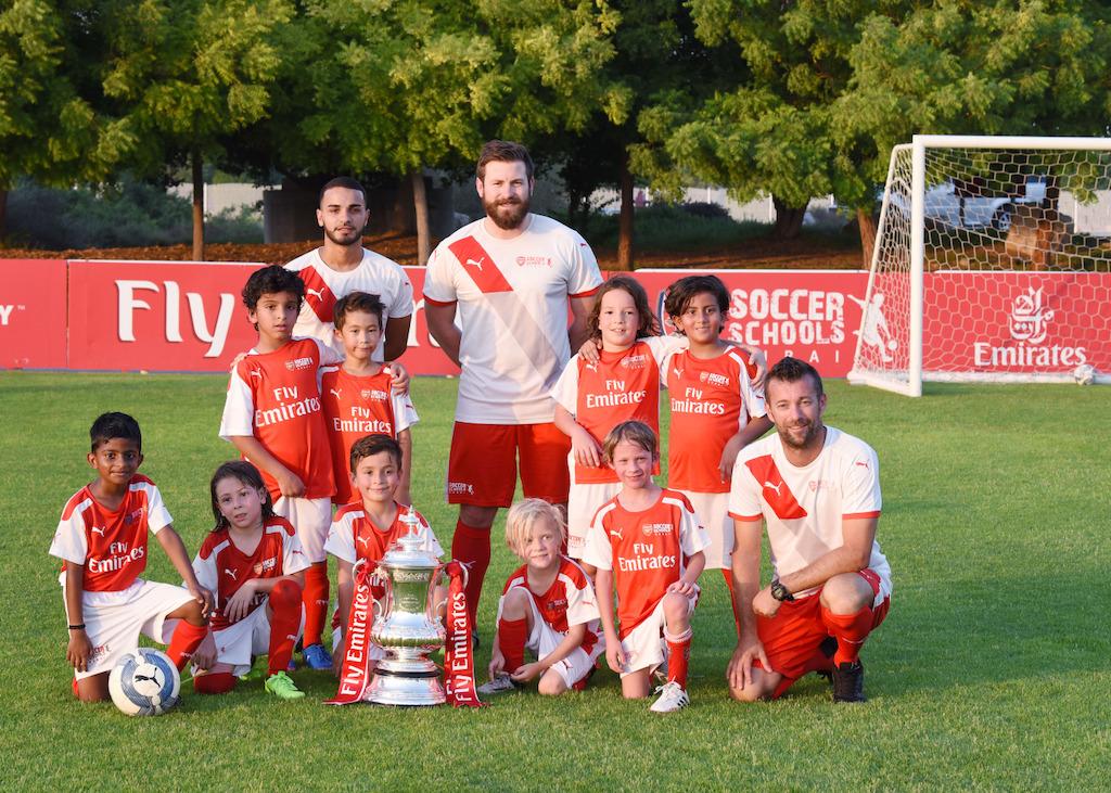 Emirates Soccer - image 10