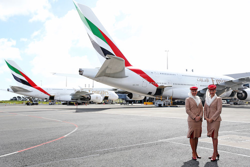 Preview: Emirates Boosts Capacity to Milan with Introduction of Second Daily A380