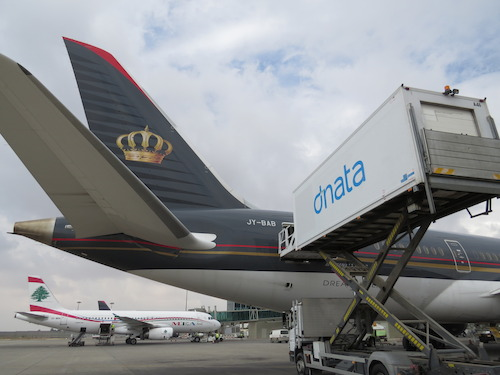 dnata Jordan to Deliver Over Three Million Meals in 2016