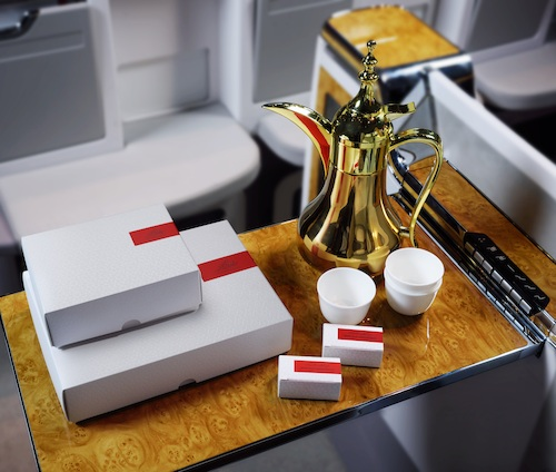 Preview: Emirates offers Iftar service for Ramadan