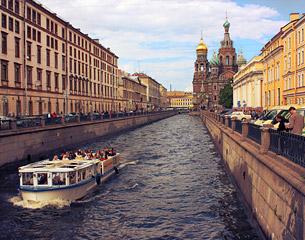 Flights to St. Petersburg, Russia