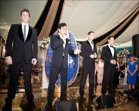 Il Divo delighted a packed Emirates Marquee ahead of the 151st running of the Emirates Melbourne Cup.