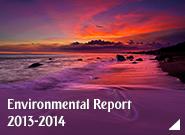 Environmental Report 2013-2014