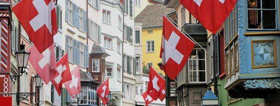 Flights to Zürich