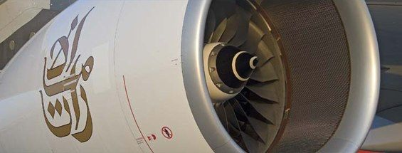 Especificaciones del Emirates A380