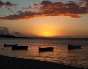 Vuelos a Mauricio, Mauricio