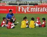 Arsenal Soccer Schools Dubai