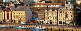 Newcastle - Hotels, Restaurants, Bars and Galleries